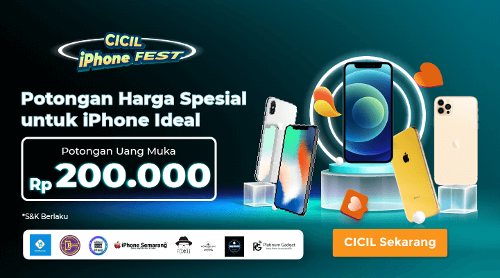 CICIL iPhone Festival